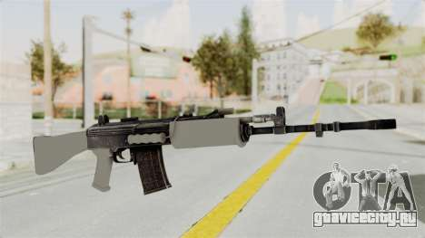 IOFB INSAS Grey для GTA San Andreas
