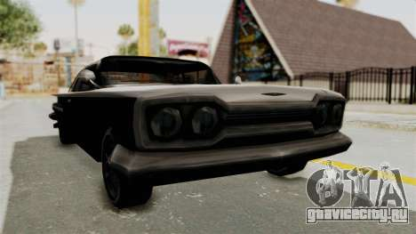 Voodoo Limited Edition для GTA San Andreas вид справа