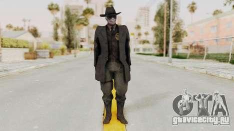 MGSV Phantom Pain SKULLFACE для GTA San Andreas второй скриншот