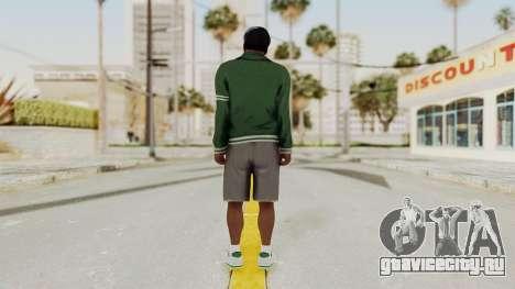 GTA 5 Franklin v2 для GTA San Andreas третий скриншот