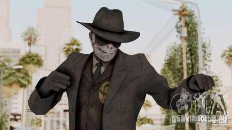 MGSV Phantom Pain SKULLFACE для GTA San Andreas