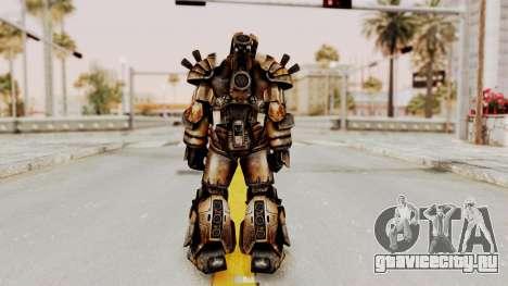 UT2004 The Corrupt - Axon для GTA San Andreas третий скриншот