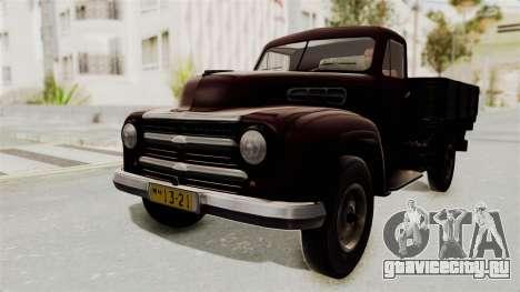 УАЗ-300 IVF для GTA San Andreas