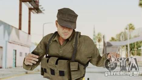 MGSV Phantom Pain Rogue Coyote Soldier Shirt v2 для GTA San Andreas