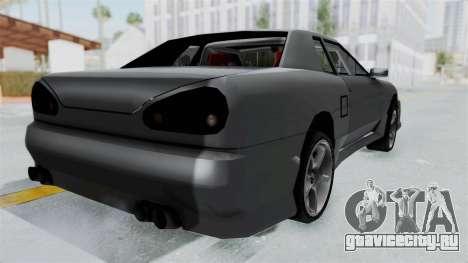Elegy v2 для GTA San Andreas вид слева