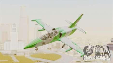 LCA L-39 Albatros для GTA San Andreas вид слева