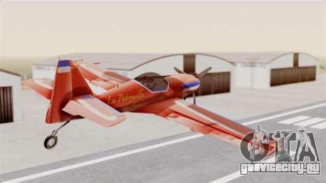 Zlin Z-50 LS v3 для GTA San Andreas вид справа