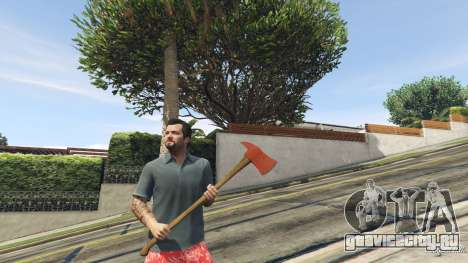 Weapon Variety 0.9 для GTA 5