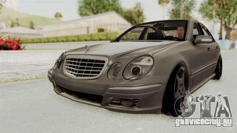 Mercedes-Benz E320 для GTA San Andreas
