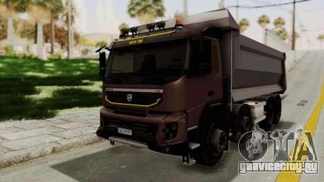 Volvo FMX Euro 5 8x4 v1.0 для GTA San Andreas