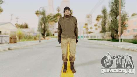 MGSV Phantom Pain CFA Sniper для GTA San Andreas второй скриншот