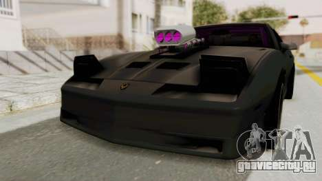 Pontiac Firebird 1982 Trans Am Drag для GTA San Andreas