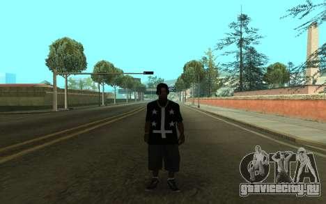 Grove Gang Skin для GTA San Andreas
