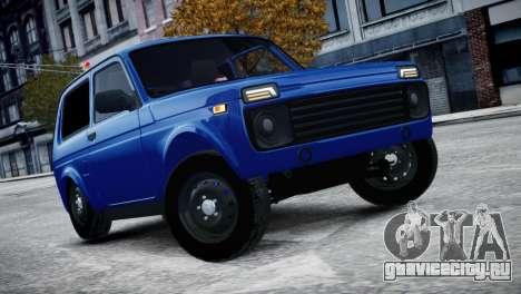 Niva 2015 Aze style для GTA 4