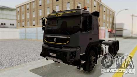 Volvo FMX Euro 5 6x4 для GTA San Andreas