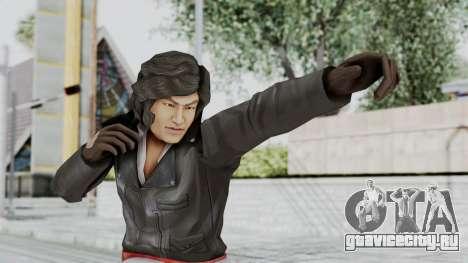 Takeshi Hongo для GTA San Andreas