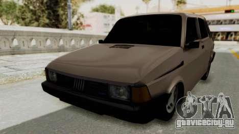 Fiat 147 TR De Picadas для GTA San Andreas вид сзади слева