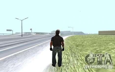 Новый охранник для GTA San Andreas второй скриншот