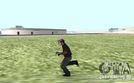 Новый охранник для GTA San Andreas третий скриншот