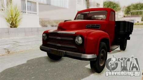 УАЗ-300 для GTA San Andreas вид сзади слева