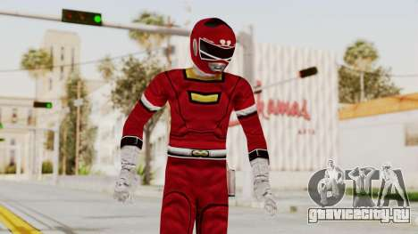 Power Rangers Turbo - Red для GTA San Andreas