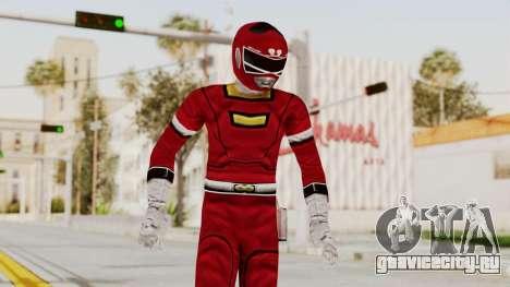 Power Rangers Turbo - Red для GTA San Andreas