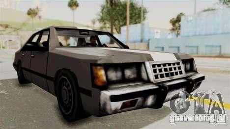 Stanier Turbo для GTA San Andreas