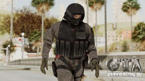 MGSV Phantom Pain Cipher XOF Afghanistan для GTA San Andreas