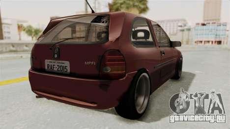 Chevrolet Corsa Hatchback Tuning v1 для GTA San Andreas вид справа