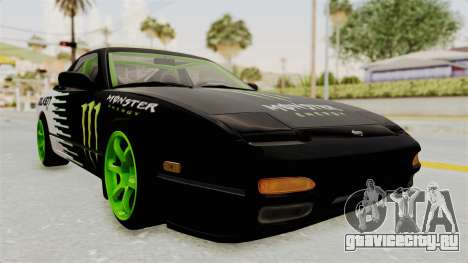 Nissan 240SX Drift Monster Energy Falken для GTA San Andreas
