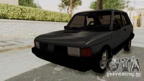 Fiat 147 Spazio TR для GTA San Andreas