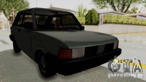 Fiat 147 Vivace для GTA San Andreas