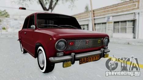 Tofas Murat 124 для GTA San Andreas