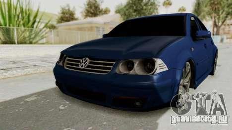Volkswagen Bora 1.8T для GTA San Andreas