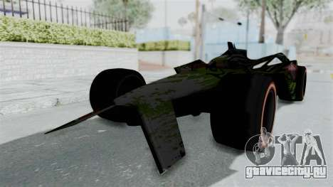Bad to the Blade from Hot Wheels для GTA San Andreas