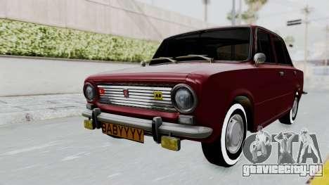Tofas Murat 124 для GTA San Andreas вид справа