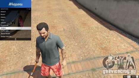 Weapon Variety 0.9 для GTA 5 второй скриншот