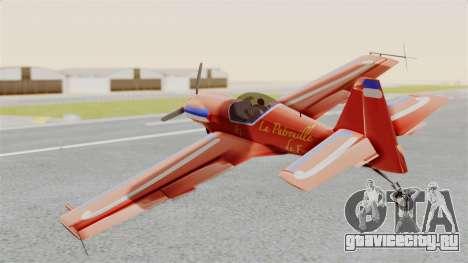 Zlin Z-50 LS v3 для GTA San Andreas вид слева