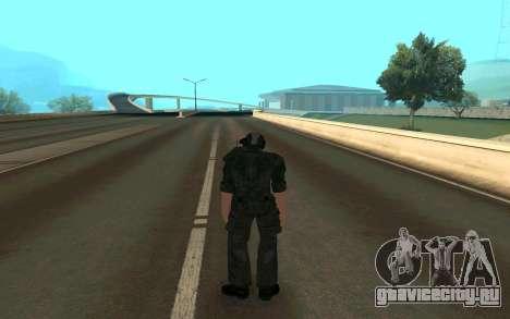 Сапёр для GTA San Andreas второй скриншот