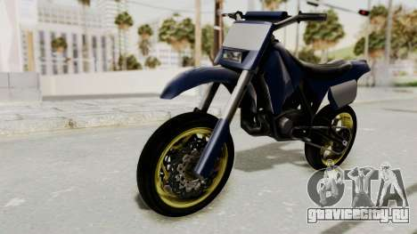 New Sanchez v1 для GTA San Andreas
