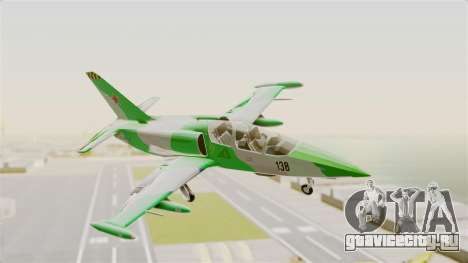 LCA L-39 Albatros для GTA San Andreas