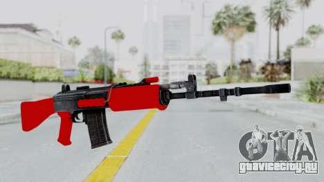 IOFB INSAS Red для GTA San Andreas