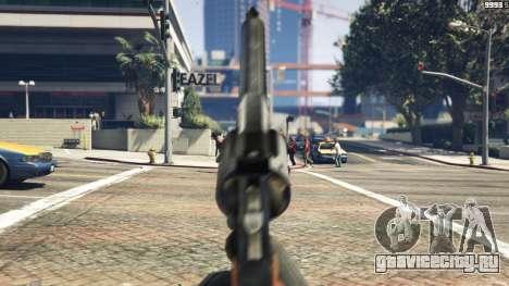 Python .357 Magnum CT6 для GTA 5 шестой скриншот