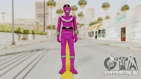 Power Rangers Time Force - Pink для GTA San Andreas второй скриншот