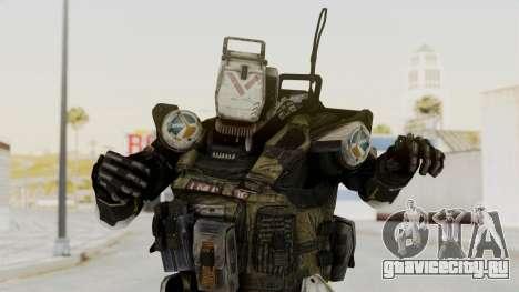 TitanFall Spectre для GTA San Andreas