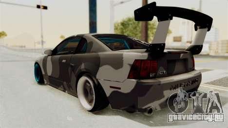 Ford Mustang 1999 Drift для GTA San Andreas