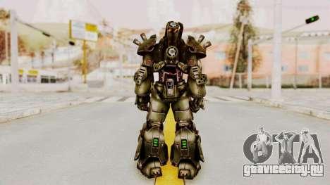 UT2004 The Corrupt - Xan Kriegor для GTA San Andreas третий скриншот