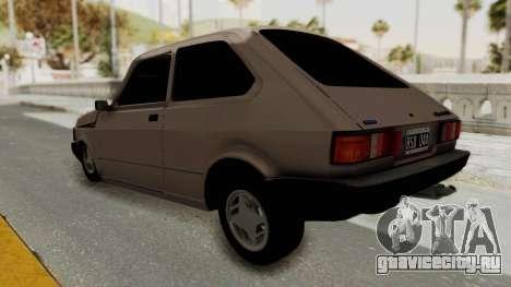 Fiat 147 TR De Picadas для GTA San Andreas вид слева