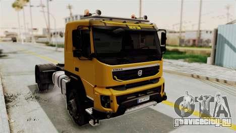 Volvo FMX Euro 5 4x2 для GTA San Andreas