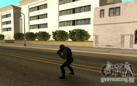 Чёрная пантера противостояние для GTA San Andreas третий скриншот